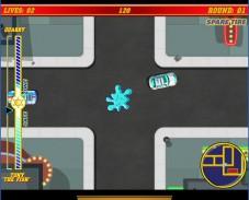 Игра Полицейские гонки онлайн