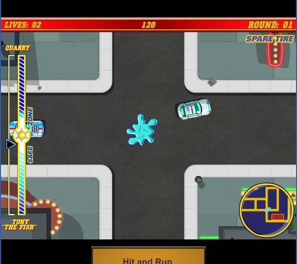 гонки онлайн играть полиция