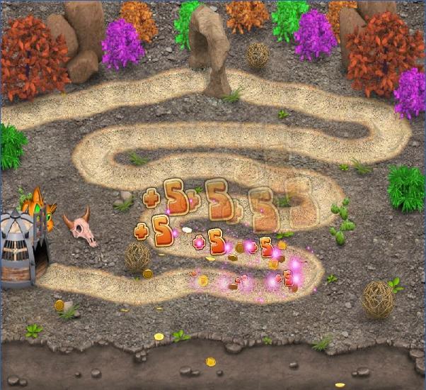 Игра Птицезума онлайн