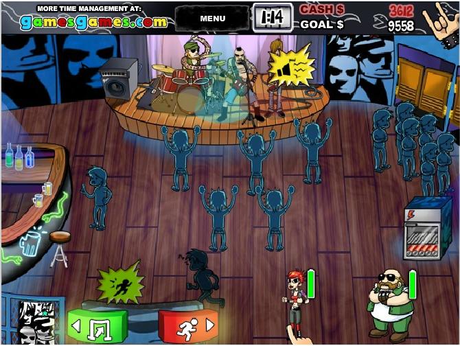 Игра Рок отель онлайн