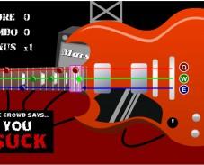Игра Рок урок онлайн
