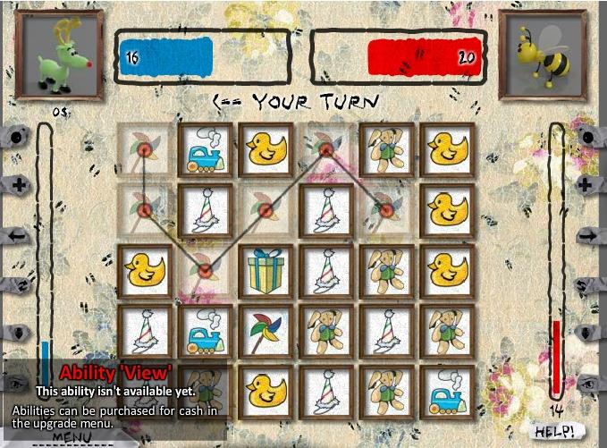 Игра Сказки о игрушках онлайн