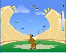 Игра Скуби Ду и мяч онлайн