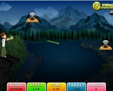 Игра Стрелы Бен-10 онлайн