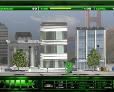 Игра Сумасшедший Халк онлайн