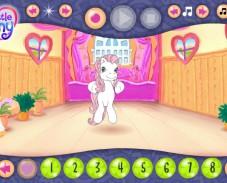 Игра Танцевальная школа Пони онлайн