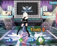 Игра Танцевальное шоу онлайн