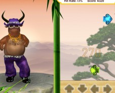Игра Танцующий бык онлайн