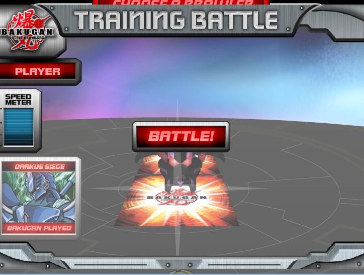 Игра Тренировочное сражение онлайн