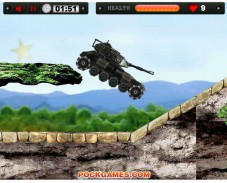 Игра Турбо танк онлайн