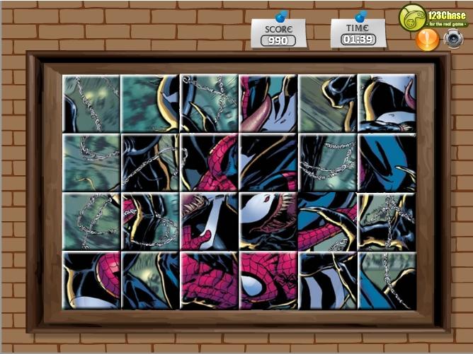 Игра Удивительный Человек-Паук онлайн