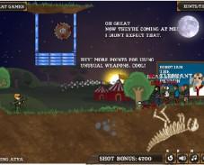 Игра Уничтожь зомби 2 онлайн