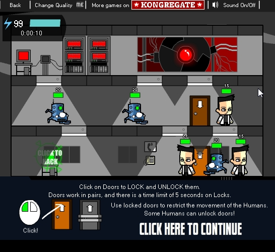 Игра Хакер онлайн
