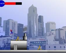 Игра Человек-паук герой онлайн