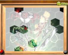 Игра Шестиугольный пазл онлайн