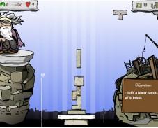 Игра 99 кирпичей онлайн
