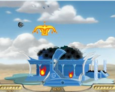 Игра Avatar Fortress Fight 2 онлайн
