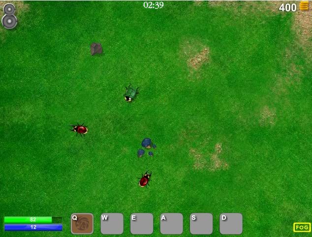 Игра Beetle Wars онлайн