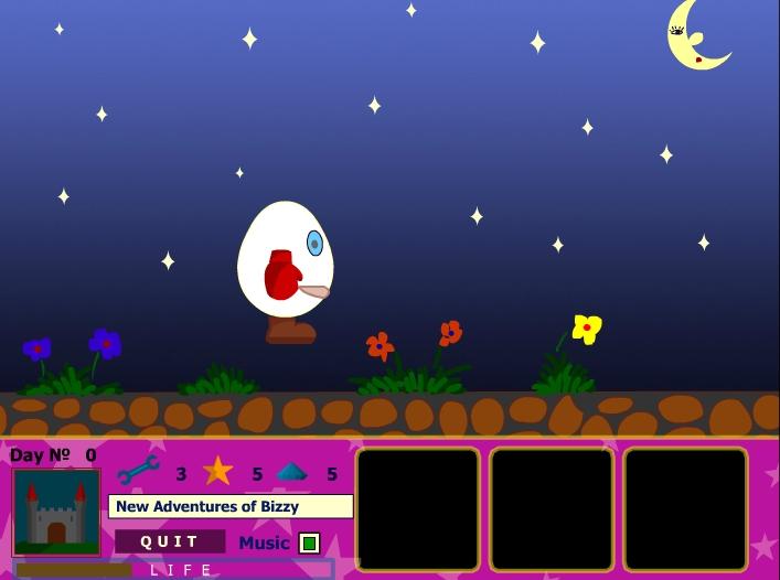 Игра Bizzy 2 онлайн