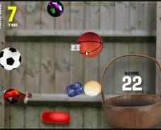 Игра Bucket онлайн