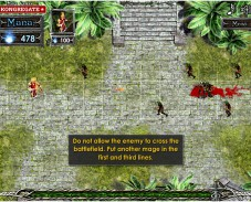 Игра Caldera Battle онлайн