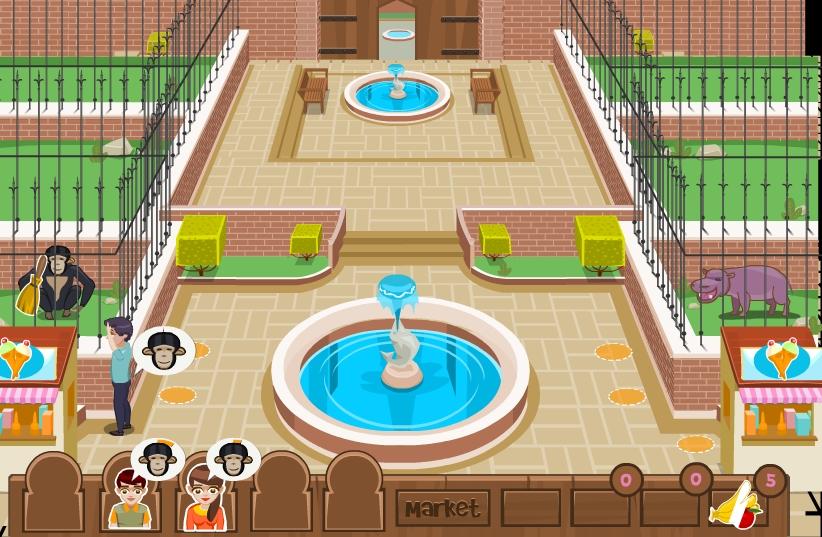 Игра City Zoo онлайн