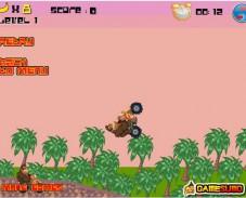 Игра Donkey Kong ATV онлайн