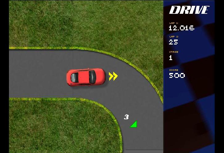 Игра Drive онлайн