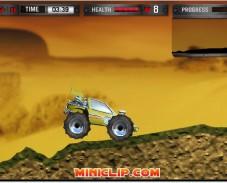 Игра Dune Buggy онлайн