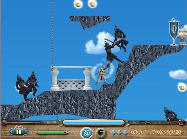 Игра Elemental Battles онлайн