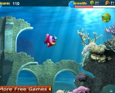 Игра Fish Tales Deluxe Edition онлайн