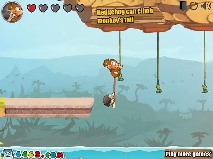 Игра Forest Buddy онлайн