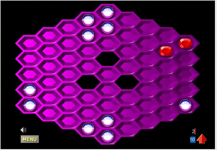 Игра Hexxagon онлайн