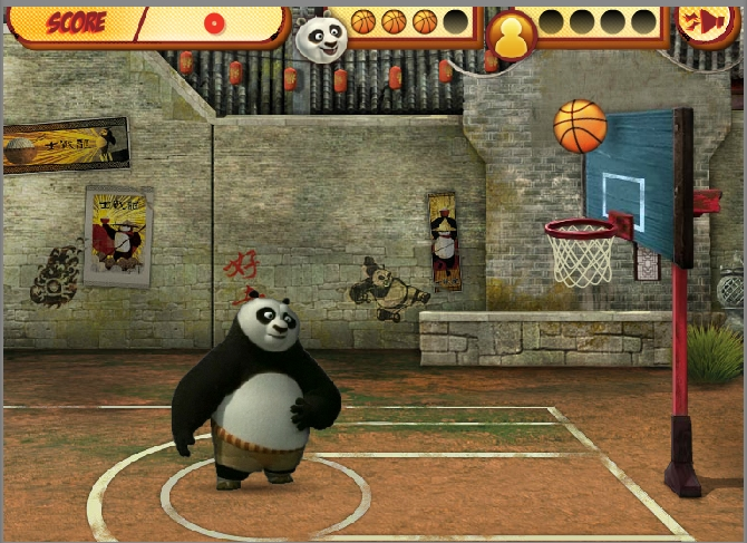 Игра Hoops Madness онлайн