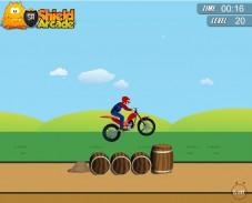 Игра Mario Trail онлайн
