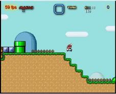 Игра Monoliths Mario World 2 онлайн