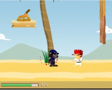 Игра Ninjaman онлайн