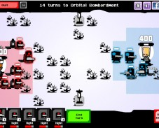 Игра Orbital Invaders онлайн