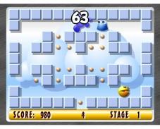 Игра Pacman онлайн
