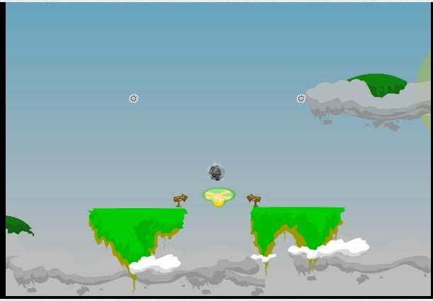 Игра Sky Sailor онлайн