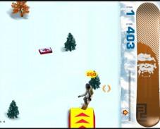 Игра Snowboard онлайн
