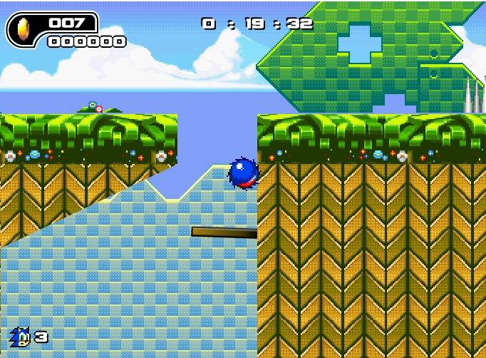 Игра Sonic The Hedgehog онлайн
