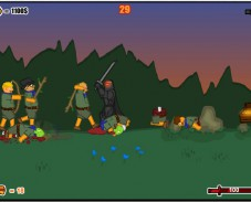 Игра Staggy the Boy Scout Slayer II онлайн