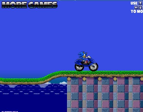 Игра Super Sonic онлайн