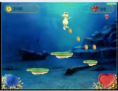 Игра Turtle Odyssey онлайн