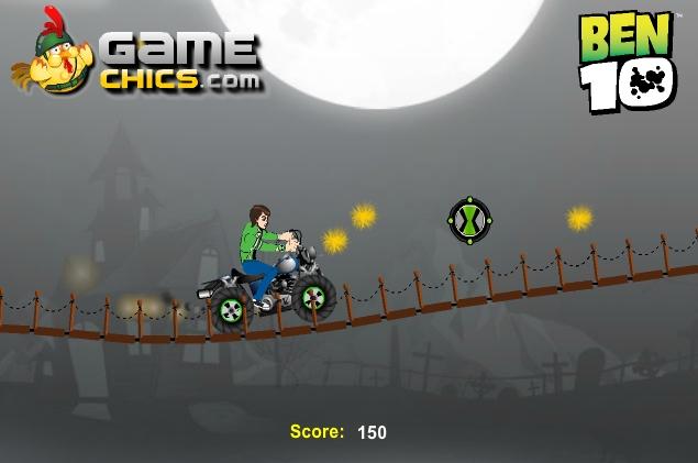 Игра Ultimate Harley онлайн