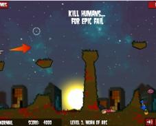 Игра Zombie Zombooka онлайн