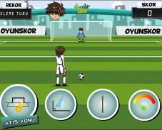 Игра Бакуган и Бен 10 футбол онлайн