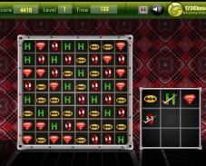 Игра Бакуган три в ряд онлайн