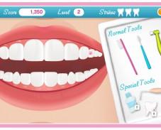 Игра Барби зубной врач онлайн